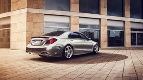 mercedes-benz, s-class, w222, lorinser - wallpapers, picture