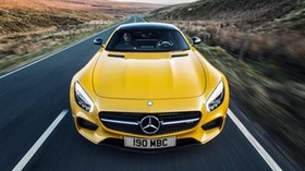 mercedes, c190, amg, gt s - wallpapers, picture