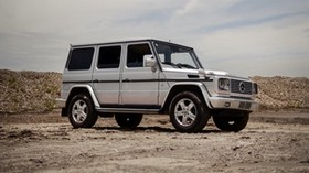 mercedes-benz g500, mercedes, car, SUV, gray, off-road - wallpapers, picture