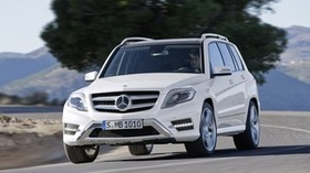 Mercedes, glk, 2015, crossover - wallpapers, picture