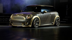 mini cooper, mini, tuning, john cooper works, hatchback - wallpapers, picture