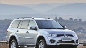 mitsubishi pajero, mitsubishi, car, gray, new, 2014 - wallpapers, picture