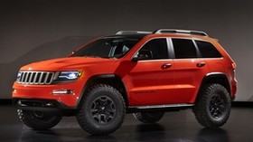 mopar, jeep, grand cherokee, concept - wallpapers, picture