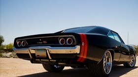 muscle cars, dodge, dodge charger, auto, stylish - wallpapers, picture