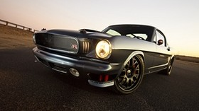 mustang, ringbrothers, auto, side view - wallpapers, picture