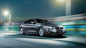 mw, 4 series, f32, side view, speed - wallpapers, picture