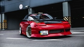 nissan 200sx, nissan, sports car, tuning - wallpapers, picture
