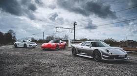 noble, m12, gto 3r, corvette, zr1, street, porsche, cayman s - wallpapers, picture