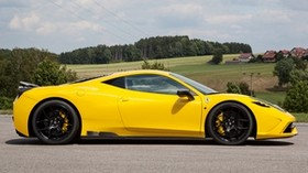 novitec rosso, ferrari, 458, speciale, 2014 - wallpapers, picture