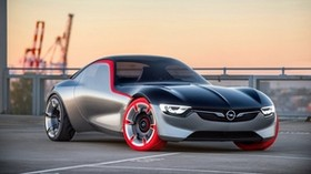 opel, gt, concept - wallpapers, picture
