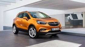 opel, mokka, crossover - wallpapers, picture