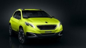 peugeot 2008, peugeot, front view - wallpapers, picture