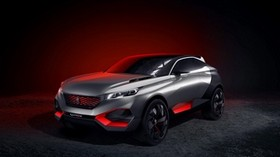 peugeot, quartz, concept - wallpapers, picture