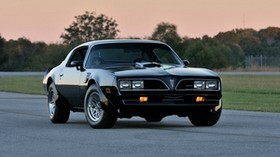 pontiac, firebird, trans am, ws6 - wallpapers, picture