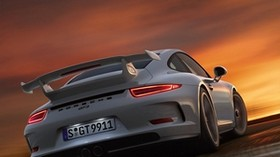 porsche 911 gt3, auto, machine, cars, cars, turn - wallpapers, picture