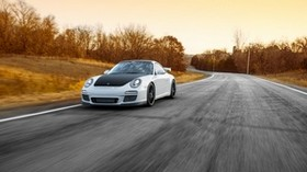 porsche, 911, gt3, road, movement, speed - wallpapers, picture