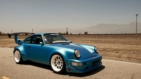 porsche, 911, turbo - wallpapers, picture