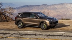 porsche, cayenne, hybrid, us-spec, 958, 2014 - wallpapers, picture