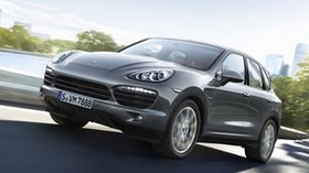 porsche, cayenne s, diesel, crossover, jeep - wallpapers, picture