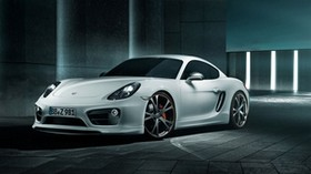 porsche cayman, auto, stylish - wallpapers, picture
