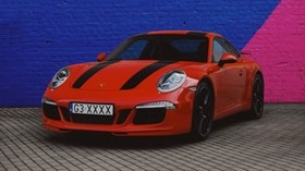 porsche cayman, porsche, sports car, supercar, red - wallpapers, picture