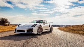 porsche, vorsteiner, 991 v-rt, sports car, side view - wallpapers, picture
