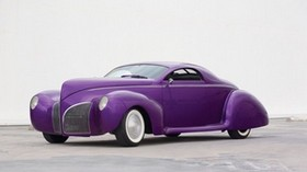 purple haze, auto, lilac, side view - wallpapers, picture