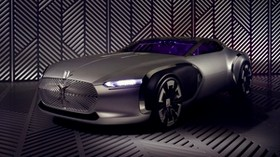 renault, corbusier, front view, concept - wallpapers, picture