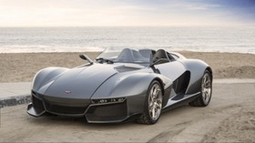 rezvani motors, beast, supercar, side view - wallpapers, picture