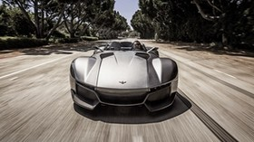 rezvani motors, beast, supercar, front view - wallpapers, picture