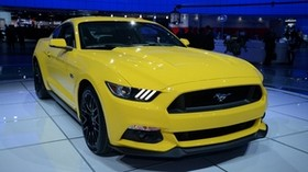 north american international auto show naias, ford, mustang, gt, detroit, 2014, north american international auto show, detroit, car show - wallpapers, picture