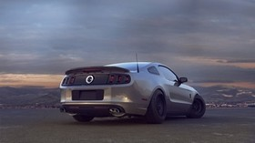 shelby, car, gt 500, mustang, drag, mustang, ford, ford - wallpapers, picture