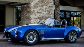 shelby, cobra, 427, side view, convertible - wallpapers, picture