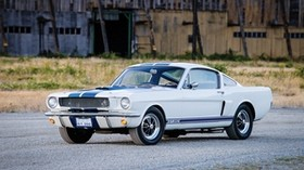 shelby, ford, mustang, gt350, side view - wallpapers, picture