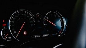 speedometer, speed, arrows, numbers, car - wallpapers, picture