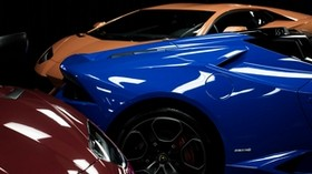 sports car, style, tuning - wallpapers, picture