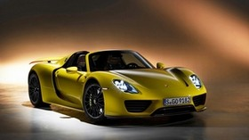 spyder, porsche, 2014, car - wallpapers, picture