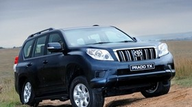 tlc prado, toyota, land, cruiser, prado - wallpapers, picture