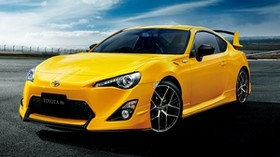toyota, 2015, gt86, yellow - wallpapers, picture