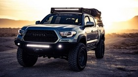 toyota tacoma, toyota, off-road vehicle - wallpapers, picture