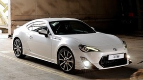toyota, trd, gt, coupe, 86, front view - wallpapers, picture