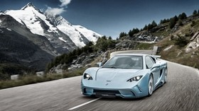 vencer, sarthe, 2015, car, speed, mountains, serpentine - wallpapers, picture
