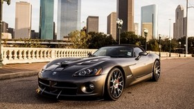 viper, dodge, auto, city - wallpapers, picture