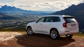 volvo, xc90, t6, momentum, za-spec - wallpapers, picture